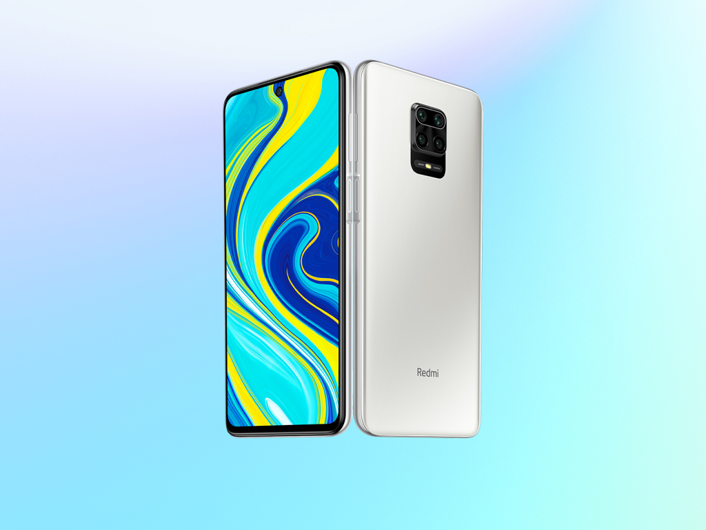 Review and specifications Xiaomi Redmi Note 9S