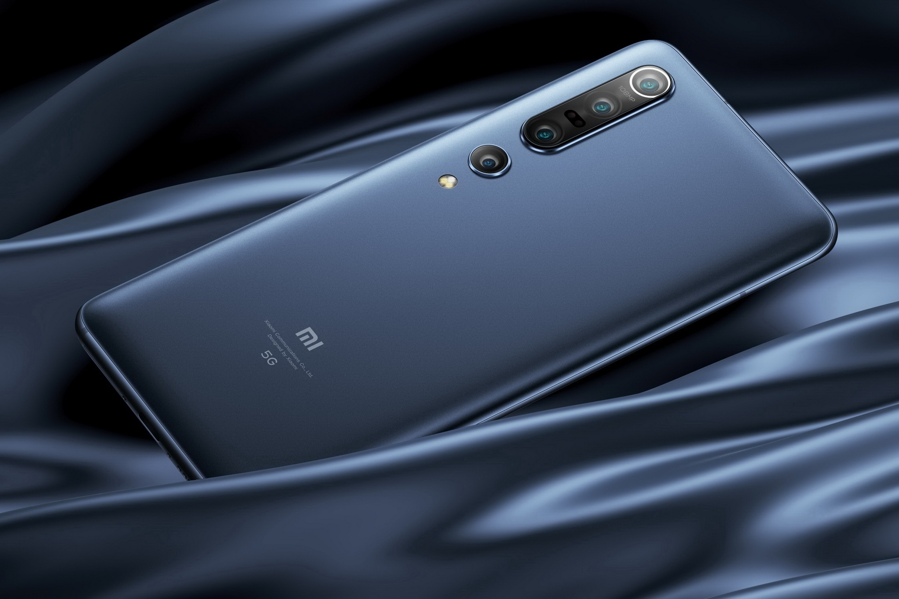 Xiaomi Mi 10 - specifications and reviews